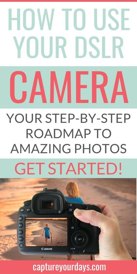 If you're a photography beginner, read this photography lesson right now. Just got your DSLR and want to know what to do next? Want to understand your DSLR settings? These digital photography tips will get to started on the path to amazing photography. Dslr Photography Tips, Photography For Beginners, Photography Lessons, Photography Tutorials, Digital Photography, Children Photography, Amazing Photography, Learn Photography, Pixel Photography