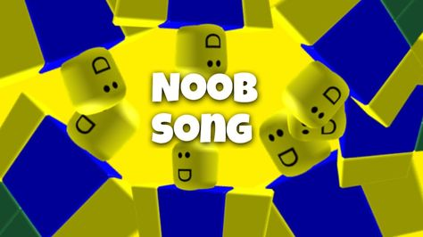 The Noob Song Song By Jt Machinima Noob Roblox Songs