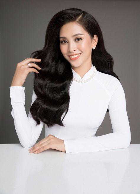 Tân Hoa hậu Việt Nam Trần Tiểu Vy thần thái sang trọng