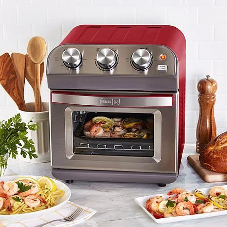 Dash 1450 Watt 10 Liter Air Fryer Oven 8980685 Hsn Small Oven Oven Kitchen Appliances