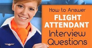 Flight Attendant Interview Questions, flight attendant