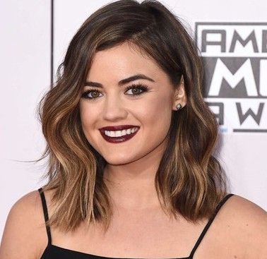 FOTD: Lucy Hale's American Music Awards makeup look
