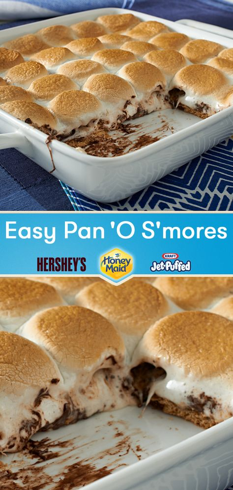 discover the ultimate smoressaturday recipe with our easy pan o s mores as 2