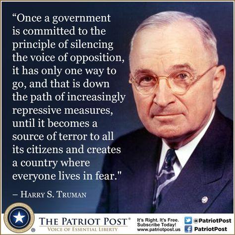 Quote: Harry S. Truman