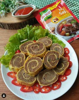 Rolade Daging Sapi Resep Daging Sapi Daging Sapi Ide Makanan