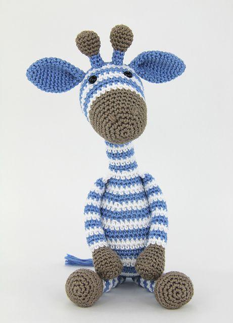 Ravelry: stitchnquilt's Baby Giraffe Amigurumi | 640x461
