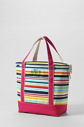 8eac3d4e33ff Multi-stripe Medium Open Top Tote Bag. Great to poop your swimming costume  and towel in