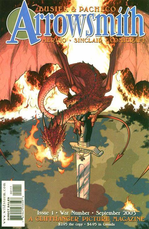 Arrowsmith 1 Kurt Busiek And Carlos Pacheco Comics Digital