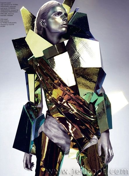 "Unique at KG ""The Art of Fashion"" Metropolis futuristic (trend ..."