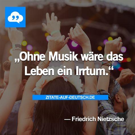 Irrtum Leben Musik Spruch Sprüche Zitat Zitate