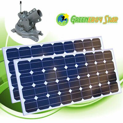 Rich Solar Solar Panel Adjustable Side Of Pole Mount Up To One 200w Module 54 99 Picclick In 2020 Flexible Solar Panels Solar Charger Solar Panel Battery
