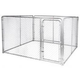 Wonderful Images 10 X 10 X 6 Ft Dog Kennel System Silver Series Tips Today Dogs Are Whole Household Members But This Has Not Necessa Dog Kennels And Crates