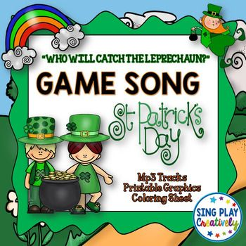 St  Patrick's Day Game Song