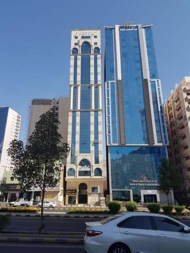 Nasaem Al Wafaa Hotel فنادق السعودية شقق فندقية السعودية Hotel Mecca Landmarks