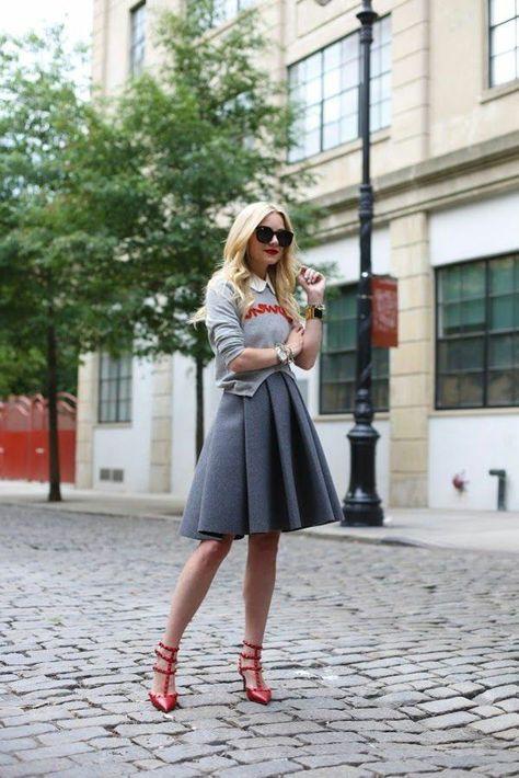 Pin di Ioana Andries su Minigonna outfit | Pantaloni di