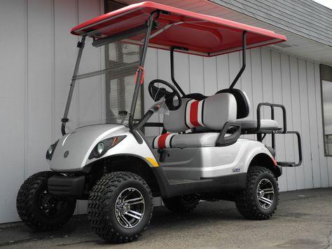 We were going to post this custom street ready Yamaha G22 gas golf Used Yamaha Golf Carts Michigan Html on
