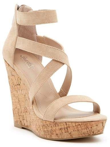 8bbc83171 Charles By Charles David Alexa Platform Wedge Sandal  women  sandals   fashion  fashionweek