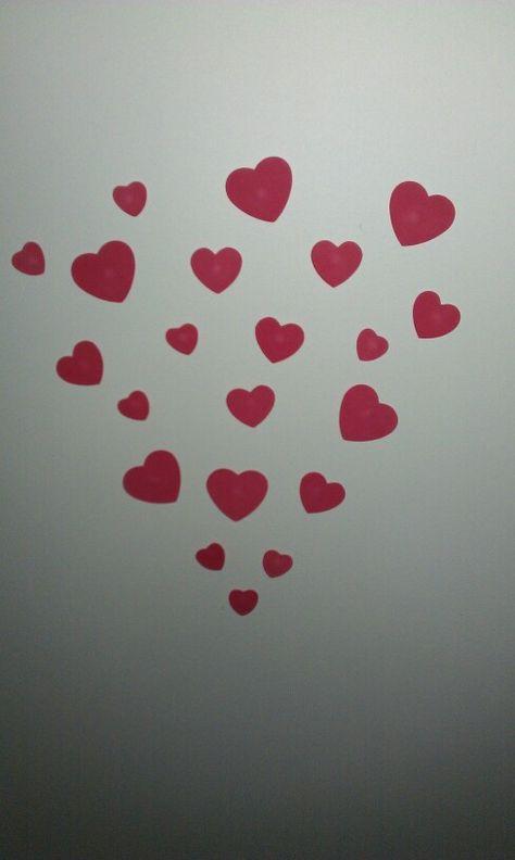 Coeur au mur