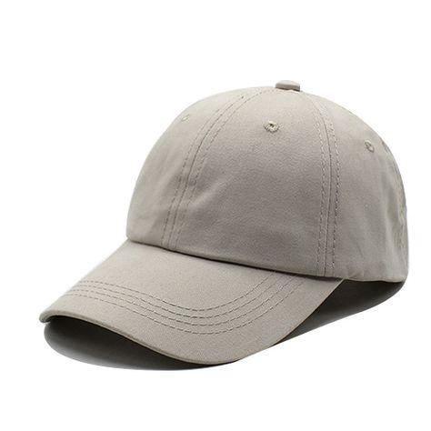 aeb0e36add846 Tienda Online Gorra de béisbol hombres mujeres SnapBack gorras casquette  marca bone sombreros para hombres mujeres sólido casual algodón liso plana  gorras ...