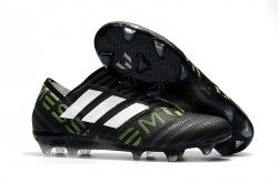 Best Quality adidas Nemeziz 17+ 360 Agility FG black white