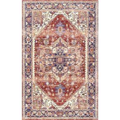 Gleaming Nuloom Rugs Pictures Best Of Nuloom Rugs For Vintage Yadira Medallion Rust 7 Ft 6 In X 9 Ft 6 In 75 Nuloom Rugs Am Vintage Area Rugs Nuloom Area Rugs