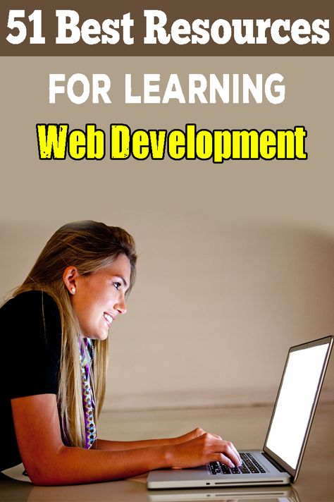 A huge list of resources for learning web development. Contains both free and paid resources covering both frontend and backend.  #webdevelopment #frontend #backend.