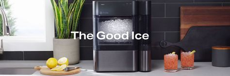 Opal Ice Maker: Soft, chewable ice at home | GE Appliances