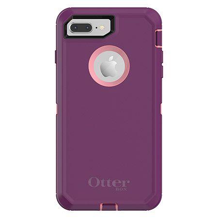 Iphone 8 Plus 7 Plus Otterbox Defender Case Belt Clip Dark Purple Pink Iphone 8 Plus Iphone Iphone 8