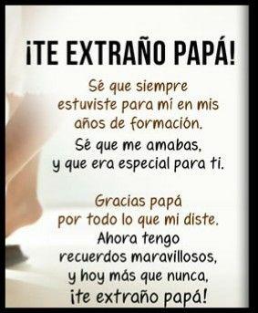 Papá Mis Recuerdos Dads Daddy Y Missing Daddy