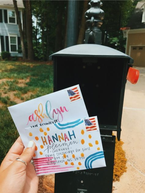 See more of lindseygatlin's content on VSCO. Pen Pal Letters, Cute Letters, Letters Mail, Mail Art Envelopes, Cute Envelopes, Addressing Envelopes, Snail Mail Pen Pals, Snail Mail Gifts, Envelope Art