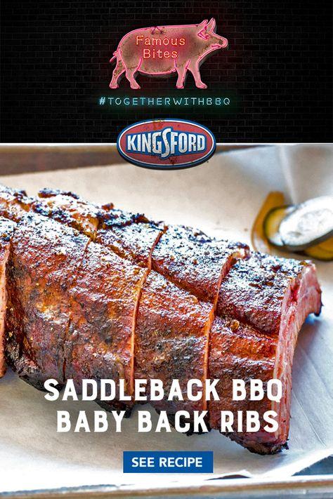 Pork Rib Recipes, Grilling Recipes, Meat Recipes, Mexican Food Recipes, Cooking Recipes, Dinner Recipes, Bbq Meat, Bbq Pork, Pork Ribs