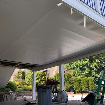 Underdeck Panel By Zip Up Building A