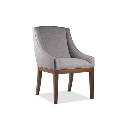 Amazing Belham Living Paige Open Back Dining Chair Brown Uwap Interior Chair Design Uwaporg