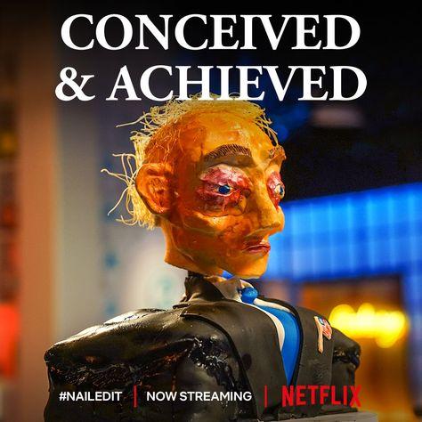 Pin By Netflix On Nailed It Netflix Originals Netflix Streaming Netflix Original Series