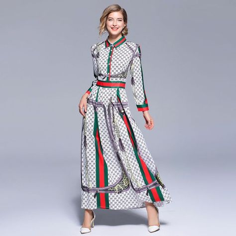 4d5c621fb93fad Robe Vintage Print Summer Maxi Dress Zomerjurken 2018 Dames Women Long  Retro Party Dress Robe Longue Femme N7532-in Dresses from Womens Clothing  ...