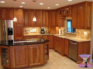 احدث موديلات مطابخ صغيرة مودرن 2020 Beautiful And Modern Kitchens Beautiful Kitchens Kitchen Pictures Kitchen