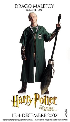 Draco Malfoy Draco Harry Potter Harry Potter Quidditch Kammer Des Schreckens