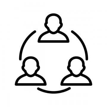فريق عمل الخط ايقونه أيقونات الفريق خط الايقونات أيقونات العمل Png والمتجهات للتحميل مجانا Line Icon Abstract Backgrounds Character