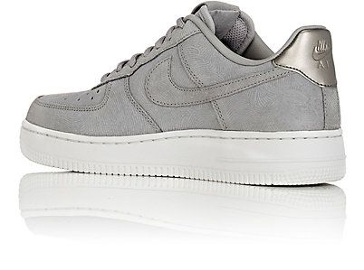 nike air force 1 grau wildleder