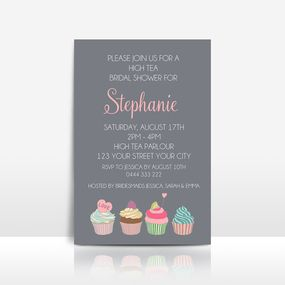8 best event press bridal shower invitations images on pinterest bridal shower high tea and kitchen tea invitations and games designed and printed in australia by event press filmwisefo