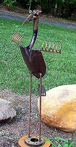 Pin Von Carine Henry Auf Homemade Tools In 2020 Altmetallkunst Metall Gartenkunst Kunst Aus Metall