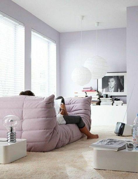 42 Photos Inspirantes De La Chauffeuse Basse Pour Le Salon Canape Togo Deco Appartement Et Mobilier De Salon