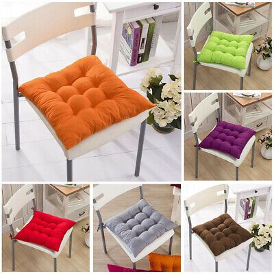 Cushion Seat Pads Chair Dining Garden Patio Office Chair Outdoor Home Decor