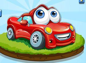 لعبة السيارة الحمراء لعبة السيارة الحمراء ولي لعبة السيارة الحمراء 2 سيارات حمراء للاطفال لعبة السيارة الحمراء 6 لعبة ا Learning To Drive Car Tv Shows Toy Car