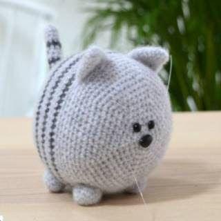 2000 Darmowe Wzory: amigurumi Wzór Cat Crochet na Stylowi.pl | 320x320