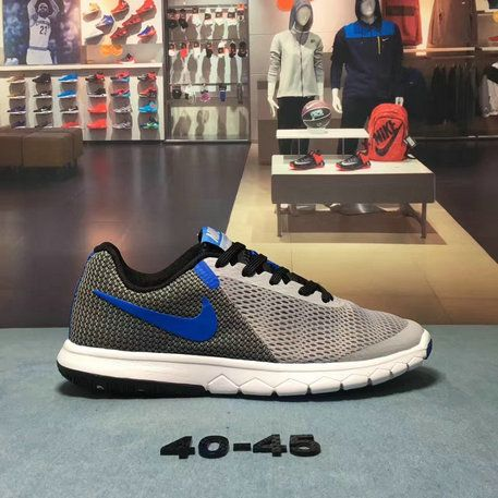 Nike Running 2017 New Nike Free Run Mens Cold Grey Blue Running Shoe For  Discount