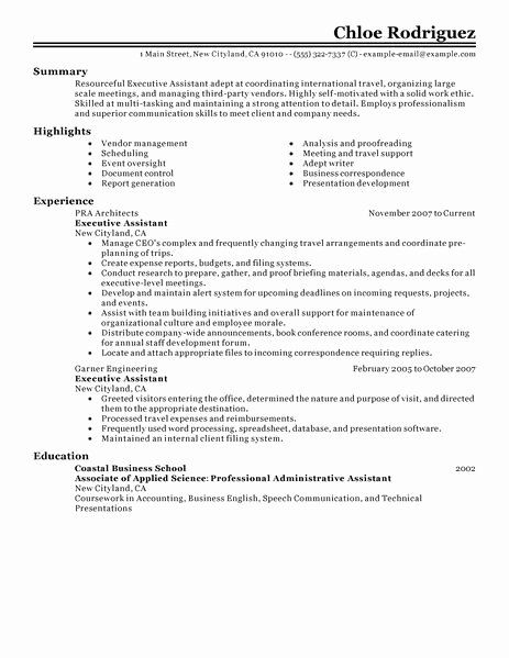 Click Here To Download This Administrative Assistant Resume Template Http Www Resumetemplat Administrative Assistant Resume Resume Examples Resume Objective