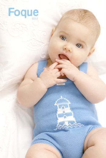 Petit Oh! Pelele Ranita de Verano para beb/é algod/ón Pima 100/%
