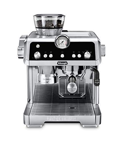 De Longhi La Specialista Espresso Machine With Sensor Grinder Dual Heating System With Images Espresso Machine Espresso