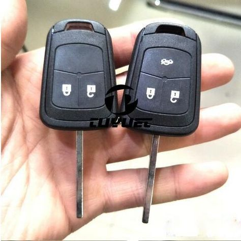 Remote Key Shell 2 3 Buttons For Chevrolet Aveo Replacement Car